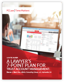 PCLaw software